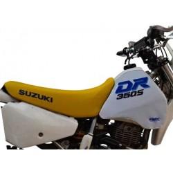 Funda Cubre Tanque Suzuki DR 350 FMX COVERS - Fundas Cubre Tanques - FMX Covers - 1